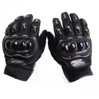 Găng tay dài probike (Đen)