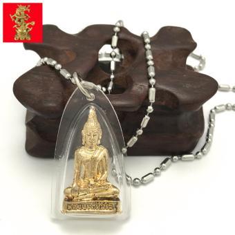 Dây Chuyền Inox Và Phật Thái