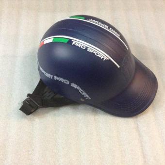 Mũ bảo hiểm thể thao cao cấp (xanh nhám)