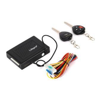 Bộ điều khiển khóa cửa ô tô Lifepro L582- RC 12V (Đen)