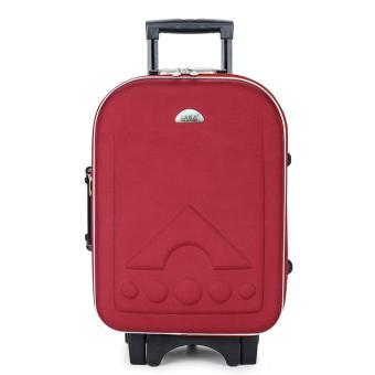 Vali du lịch kéo tay LAKA 20 inch (Đỏ Đô) LK313