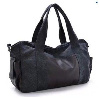 Túi xách tay du lịch thời trang Nam 0701 (Đen)