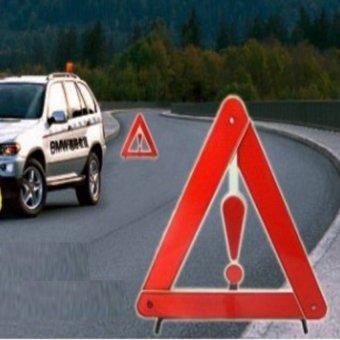 Biển hiệu cảnh báo an toàn khi dừng đỗ xe ô tô HQ STORE2 0TI56 (Đỏ)