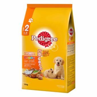 Thức Ăn Cho Chó Con Pedigree Vị Gà, Trứng Và Sữa Dạng Túi 1.5kg