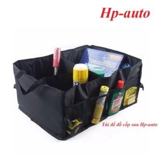 Túi đựng đồ cốp sau ô tô Hp-auto( Đen )