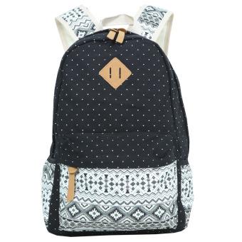 Mua Balo thời trang Hàn quốc BL907 (Đen) giá tốt nhất