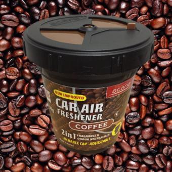 Sáp thơm ô tô cao cấp Acana 130g (Hương cafe)