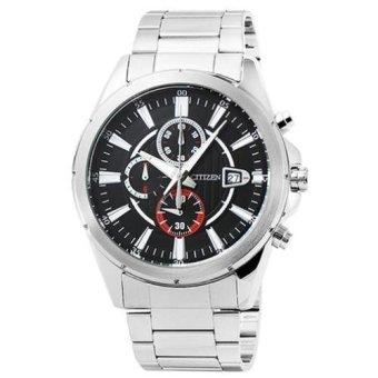Đồng hồ nam dây kim loại Citizen an3560-51e 43mm