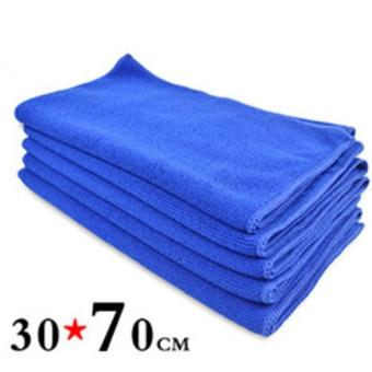 Bộ 02 khăn lau xe ô tô chuyên dụng
