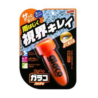 Phủ nano kính 3 tháng Glaco Roll On Instant Dry Soft 99
