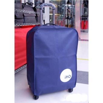 Vải Bọc Vali Size 56x39x25cm (xanh đen 22)