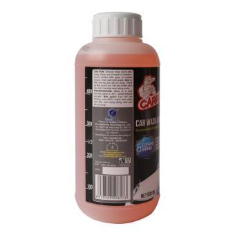 Bộ 03 chai Nước Châm bình Rửa Kính Ô tô, Nước Rửa Kính Ô tô, Nước Rửa Xe Ô tô CARREL
