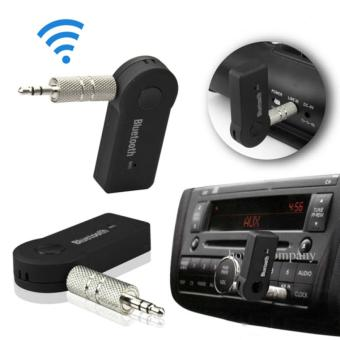 Bluetooth AUX Audio Stereo Car Receiver Adapter
