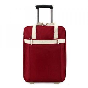 Vali túi du lịch HQ5890-2 (đỏ)
