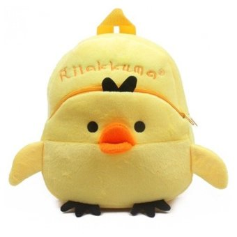 Balo gà con Rilakkuma-Loại nhỏ (Vàng)