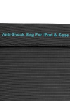 Túi chống sốc Ipad Ronal TCS01 (Đen Xanh)