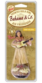Búp bê thơm hương Colada Hula Girl HandStands Refresh Your Car 06760 (Vàng)