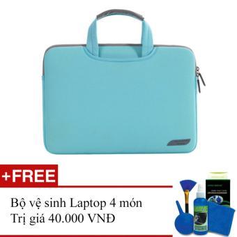 Túi chống sốc laptop Cartinoe Breath Simplicity 13 inch