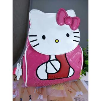 Balo đi học,đi chơi dành cho bé gái,hàng cao cấp hình Hello Kitty 94KT1139