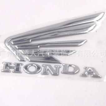 logo Honda cho xe máy Bạc MS20