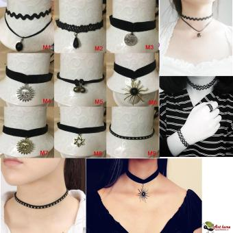 Vòng cổ choker thời trang mẫu M6
