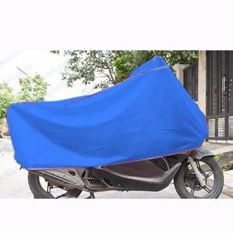 Bạt phủ che mưa, che nắng bảo vệ tối đa độ bền cho xe máy