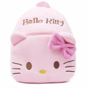 Balo hình mèo Hello Kitty - loại lớn ( bé 3-5 tuổi)