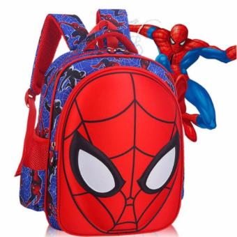 Balo người nhện cho bé trai siêu cute (Balo tiểu học size Lớn)