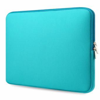 Túi chống sốc bảo vệ Macbook 11inch (Xanh Ngọc)