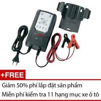 Máy sạc bình điện ắc quy Bosch C7