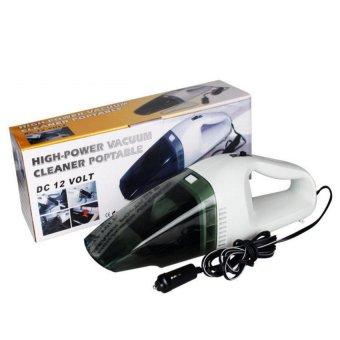 Máy hút bụi ô tô đa năng VACUUM Cleaner 12V HQ206088(trắng)