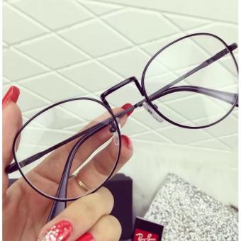 Mắt kính ngố gọng cận Nobita thời trang TTP (đen)