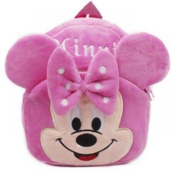 Balo chuột Minie nhỏ (Hồng)