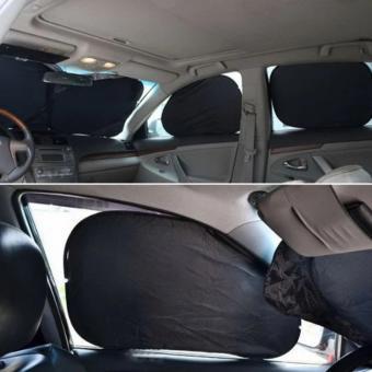 Bộ 6 tấm chắn nắng cao cấp cho ô tô