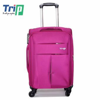 Vali Vải TRIP P030 Size S - 20inch(Hồng cánh sen)