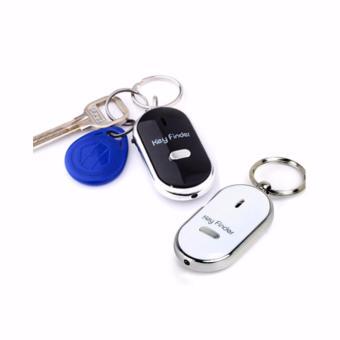 Bộ 02 Móc khóa huýt sáo thông minh - Chống mất chìa khóa