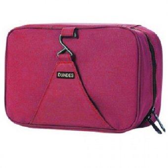 Túi đựng đồ du lịch có móc treo (Đỏ)
