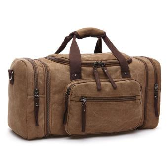 Túi xách du lịch HARAShop HR053 (Nâu)