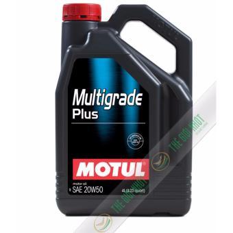 Nhớt Ô Tô Motul Multigrade 20w50 4l