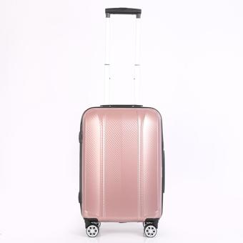 Vali Nhựa Khung Dây Kéo Enteral Z22 màu hồng