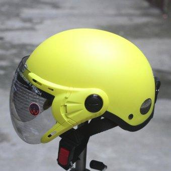 Mũ bảo hiểm GRS A33K (Vàng nhám)