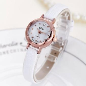 Đồng hồ nữ Yuhao dây nhí xinh xắn