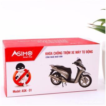 Mua Khóa báo động chống trộm xe máy Asimo giá tốt nhất