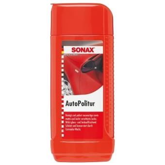 Đánh bóng sơn xe Sonax Car Polish
