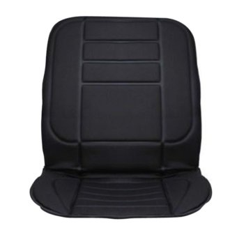 Car Heated Seat Cushion Cover Auto 12V Heating Heater Warmer Pad Winter(Intl)