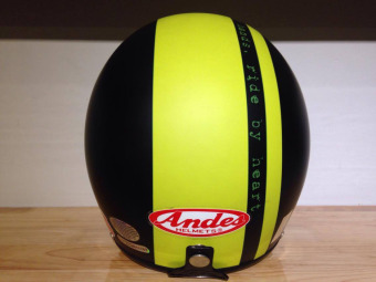 Mũ bảo hiểm Andes 103D (Đen xanh)