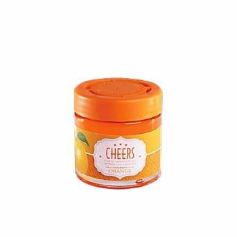 Sáp thơm chees hương orange Flamingo DTF2882 (Cam)