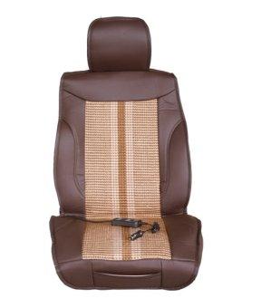 Lót ghế ô tô có quạt massage Lifepro L267-CS ( Nâu)