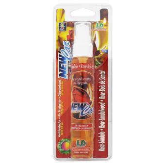 Nước thơm dạng xịt cho ô tô hương gỗ đàn hương (Rose Sansalwood) L&D DTLDXNCPS011 60ml