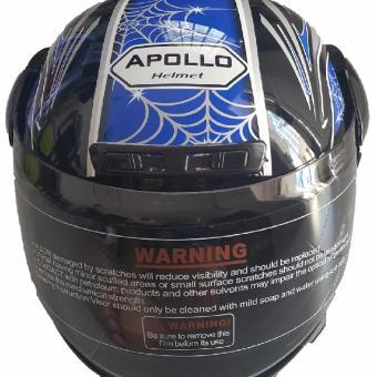 Nón bảo hiểm FULLFACE APOLLO chính hãng đảm bảo chất lượng
